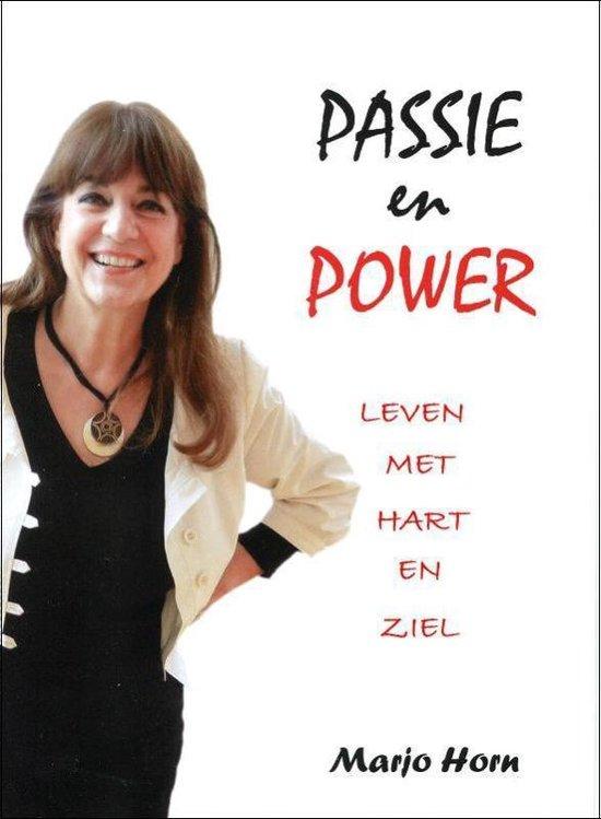 Boek cover Passie En Power van Marjo Horn (Onbekend)
