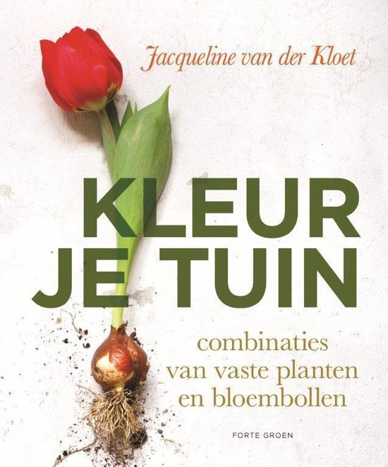 Kleur je tuin - Jacqueline van der Kloet | Fthsonline.com