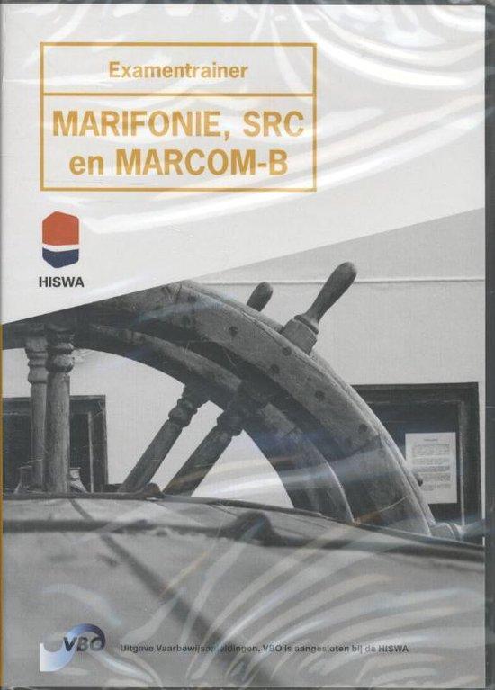 Examentrainer marifonie, src en marcom-b - Ben Ros |