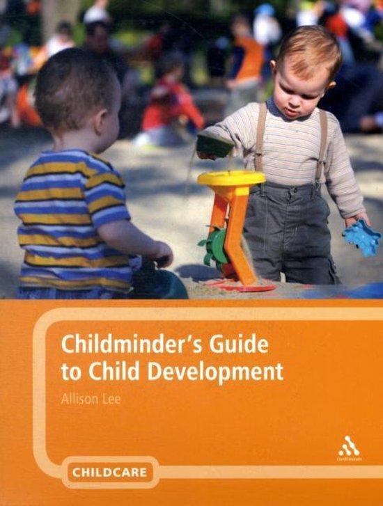 Omslag van Childminder's Guide to Child Development