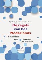 Boek cover De regels van het Nederlands van Arjen Florijn (Paperback)