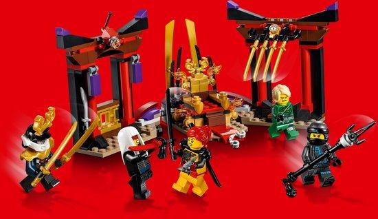 LEGO NINJAGO Troonzaalduel - 70651 - LEGO