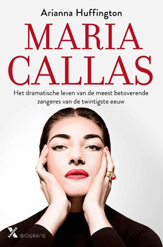 Maria Callas - Ariana Huffington | Fthsonline.com