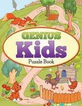 Genius Kids Puzzle Book