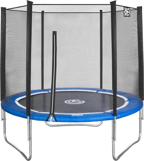 Game On Sport Jumpline Trampoline 305 blauw