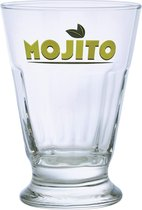 Durobor Mojito Glas - 0.4 l - 6 stuks