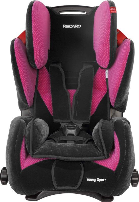 Recaro Young Sport Autostoel Roze Babyspullen kopen