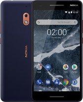 Nokia 2.1 - 8GB - Blauw/Koper