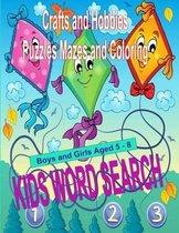 Kids Word Search Volume 3