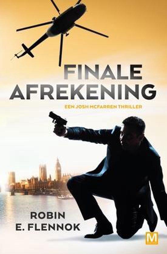 Finale afrekening - Robin E. Flennok |
