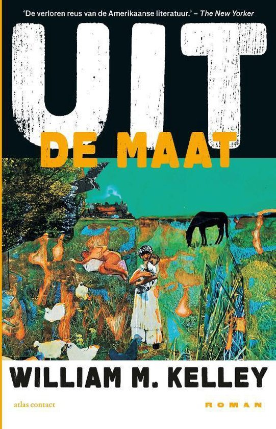 Uit de maat - William M. Kelley |