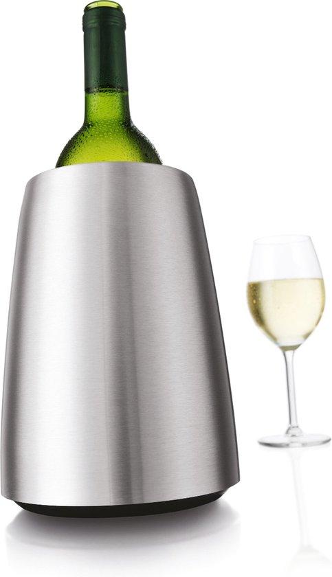 Vacu Vin Rapid Ice Wijnkoeler – RVS