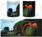 The Hobbit: Hobbiton Baggins Mug