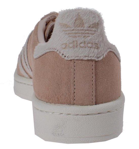 hormigón Eso Enlace  bol.com   Adidas Campus Sneakers Dames Roze Maat 38 2/3