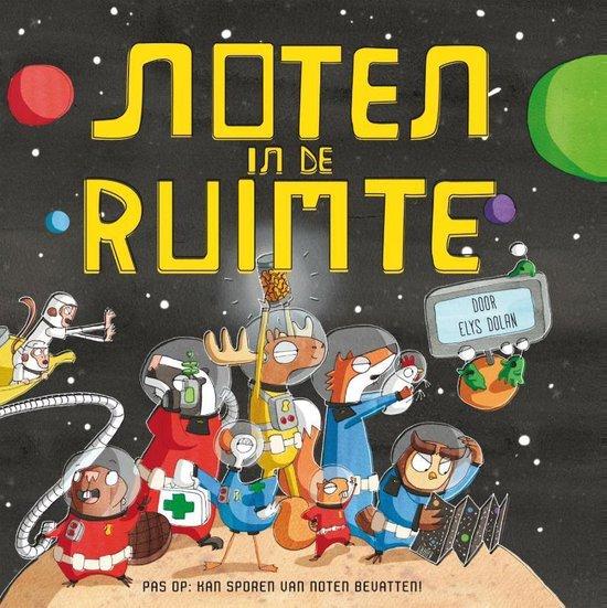 Nootjes in de ruimte - Elys Dolan | Readingchampions.org.uk