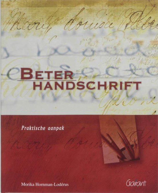 Beter handschrift - M. Hornman-Loderus | Fthsonline.com