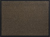 intrada Schoonloopmat / deurmat - 90 x 150 cm - Bruin