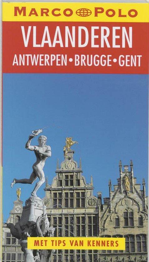 Marco Polo Reisgids Vlaanderen - Sven-Claude Bettinger |
