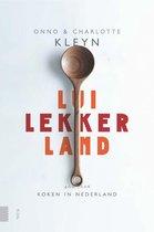 Boek cover Luilekkerland van Onno Kleyn (Hardcover)