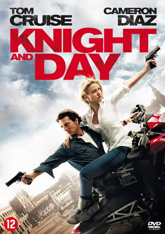 Cover van de film 'Knight And Day'