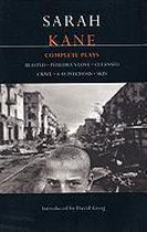 Boek cover Kane: Complete Plays van Sarah Kane