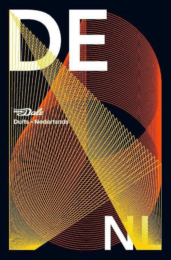 Boek cover Van Dale Pocketwoordenboek Duits-Nederlands van J.V. Zambon (Paperback)