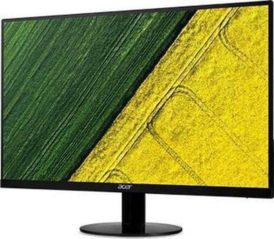 "Acer SA0 SA270Abi 68,6 cm (27"") 1920 x 1080 Pixels Full HD LED Zwart"