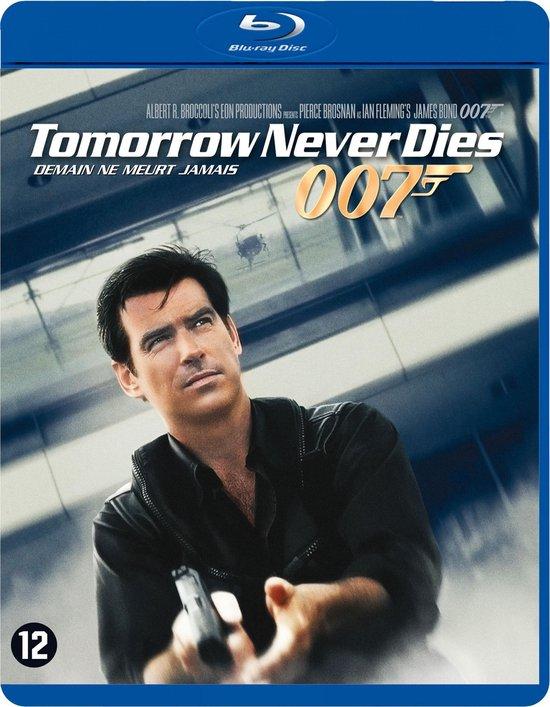 Cover van de film 'Tomorrow Never Dies'