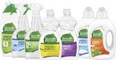Seventh Generation Schoon Huis pakket 7-delig - Toiletreiniger, Badkamerreiniger, Allesreiniger, Afwasmiddel en Wasmiddel - Voordeelverpakking