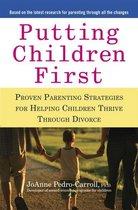 Omslag Putting Children First