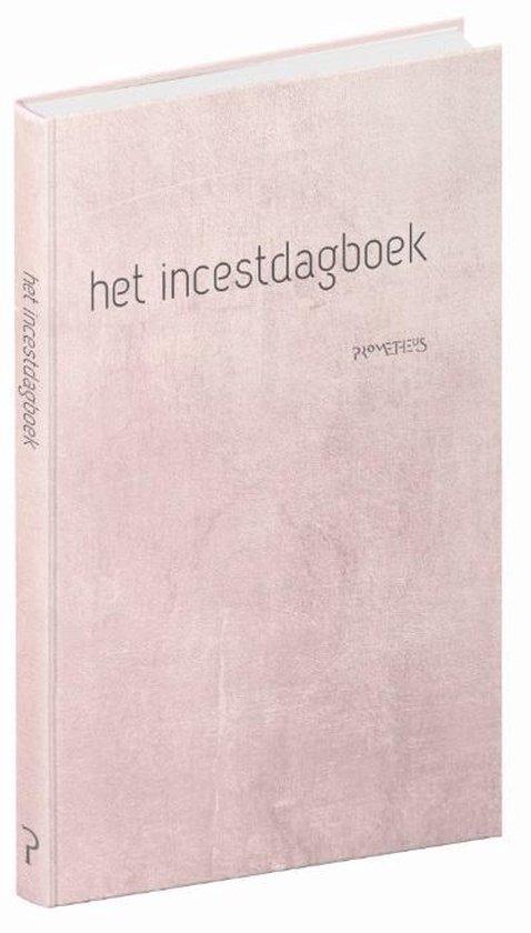 Boek cover Het incestdagboek van Anoniem (Paperback)