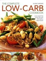 Boekomslag van 'Complete Low-carb Cookbook'