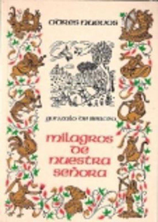 Boek cover Milagros de nuestra Senora van Gonzalo De Berceo (Paperback)
