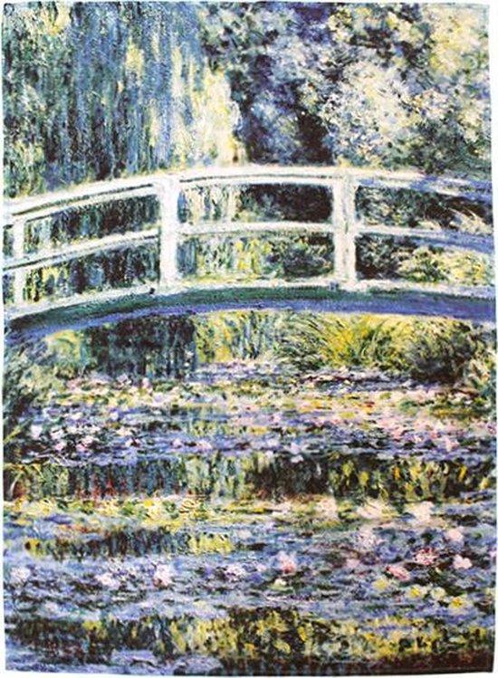 Theedoek, Monet, Brug
