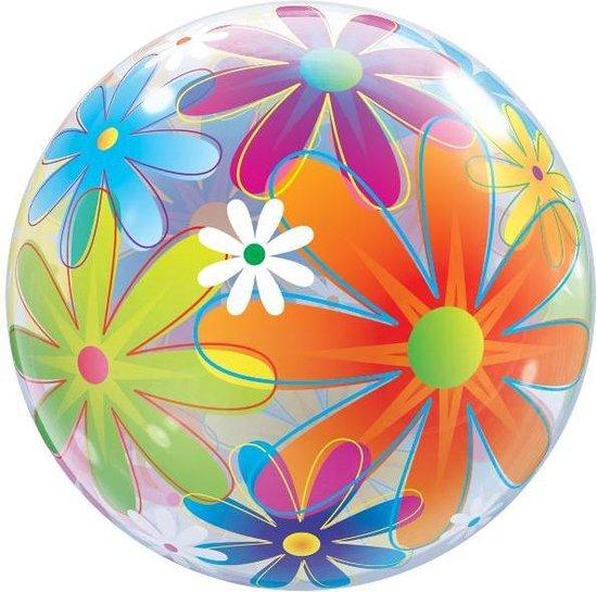 22In Bubble Flowers /stk