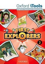 First Explorers 2 itools DVD-ROM