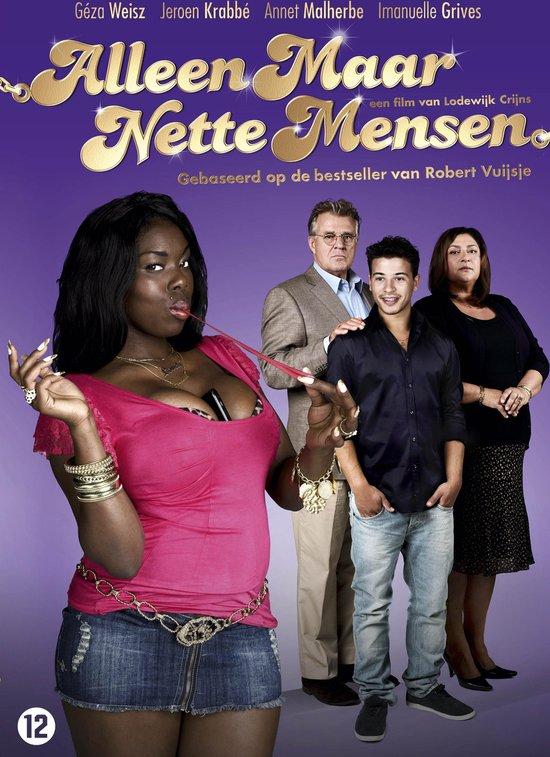 Cover van de film 'Alleen Maar Nette Mensen'