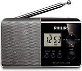 Philips AE1850 - Draagbare radio - Grijs