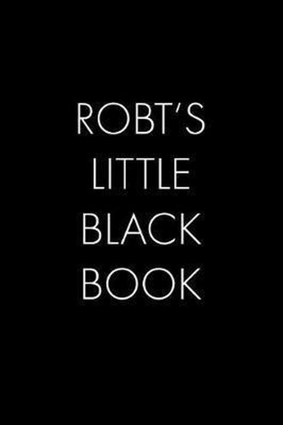 Robt's Little Black Book