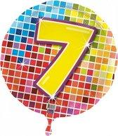 Folie ballon 7 jaar