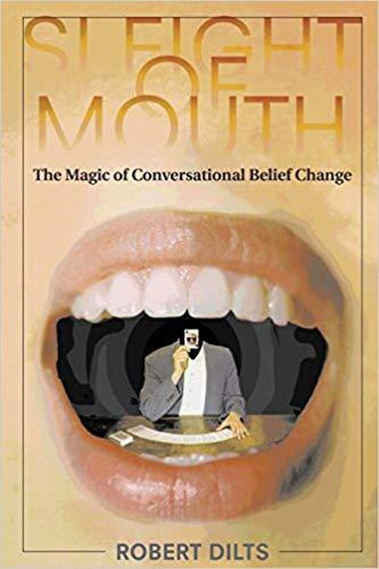 Boek cover Sleight of Mouth van Robert Dilts (Paperback)