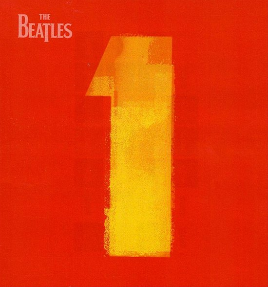 CD cover van Beatles 1 van The Beatles
