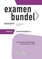 Examenbundel maatschappijleer 2016/2017 vmbo-gt
