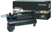Lexmark X792X1MG Tonercartridge - Magenta
