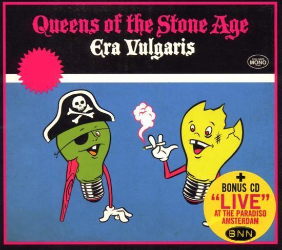 CD cover van Era Vulgaris Tour Edition van Queens Of The Stone Age