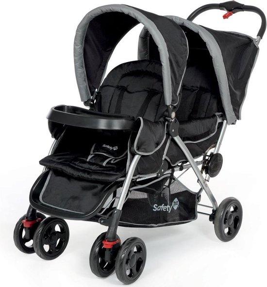 Safety 1st Duodeal Duo kinderwagen - Full Black