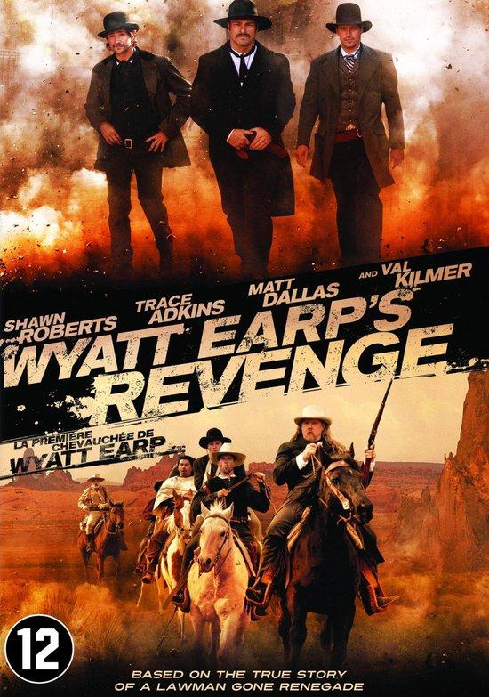 Cover van de film 'Wyatt Earp's Revenge'
