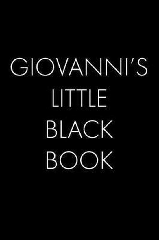 Giovanni's Little Black Book