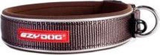 EzyDog Neo Classic Halsband - L - Bruin