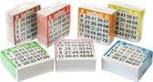 Longfield Games Bingokaarten 500 Stuks